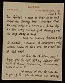 View Romare Bearden, New York, N.Y. letter to Charles Henry Alston digital asset number 0