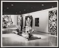 View An installation view of the <em>Modern Mosaics of Ravenna exhibition</em> digital asset number 0