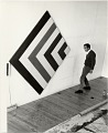 View Kenneth Noland in his studio digital asset number 0