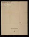 View Helen Frankenthaler exhibition poster digital asset: verso