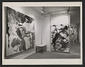 View Installation view of Helen Frankenthaler's first show at the André Emmerich Gallery digital asset number 0