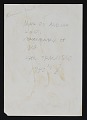 View Photograph of mural by unidentified artist digital asset: verso