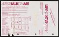 View Artists Talk on Art records digital asset number 9