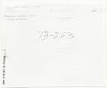 View Yasuo Kuniyoshi's Art Students League Class digital asset: verso