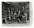 View Augustus Saint-Gauden's Class at Art Students League 1892 or 1893 digital asset number 0