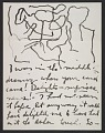 View Philip Guston letter to Elise Asher digital asset: page 1