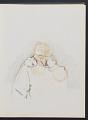View Sketchbook of variations on the painting <em>Infanta Margaret Teresa in a pink dress</em> digital asset: page 2