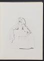 View Sketchbook of variations on the painting <em>Infanta Margaret Teresa in a pink dress</em> digital asset: page 4