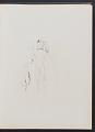 View Sketchbook of variations on the painting <em>Infanta Margaret Teresa in a pink dress</em> digital asset: page 6