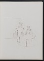 View Sketchbook of variations on the painting <em>Infanta Margaret Teresa in a pink dress</em> digital asset: page 7