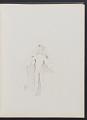 View Sketchbook of variations on the painting <em>Infanta Margaret Teresa in a pink dress</em> digital asset: page 8