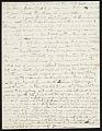 View Herbert Gustave Herkomer, Munich, Germany letter to Otto H. (Otto Henry) Bacher digital asset: verso