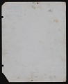View Photograph of <em>Salome</em> by Macena Alberta Barton digital asset: verso