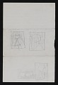 View Robert Motherwell letter to William Baziotes with illustrated envelope digital asset: verso