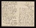 View Gifford Beal letter to Maud Ramsdell digital asset number 0