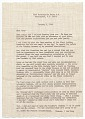 View Chuck Stone letter to Romare Bearden digital asset number 0