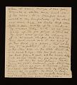 View Cecilia Beaux, Paris, France letter to Ernesta Beaux digital asset number 5