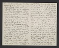 View Cecilia Beaux letter to her sister Ernesta digital asset number 0