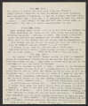 View Cecilia Beaux diary digital asset: page 33