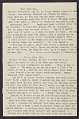 View Cecilia Beaux diary digital asset: page 85