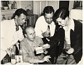 View John Pike, Carl Walters, Bill Moore and Carl Hubbell digital asset number 0