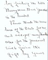View Edith Bolling Wilson letter to Clifford Berryman digital asset: page 2