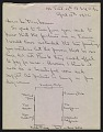 View George Bellows letter to Martin Birnbaum digital asset number 0