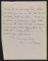 View George Bellows letter to Martin Birnbaum digital asset number 1