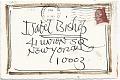 View Warren Chappell letter to Isabel Bishop digital asset: page 1