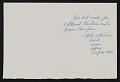 View Gordon Kensler, Or. christmas card to Kathleen Blackshear digital asset: inside