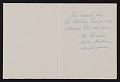 View Gordon Kensler christmas card to Kathleen Blackshear digital asset: inside