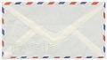 View Carlos Alfonzo, Venecia-Mestre, Italy, to Giulio V. Blanc, Rome, Italy digital asset: envelope verso
