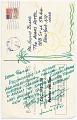 View Enrique Riverón, Miami, Fla. to Giulio V. Blanc, New York, N.Y. digital asset: postcard back