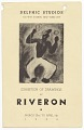 View <i>Exhibition of Drawings</i> by Riveron digital asset: cover