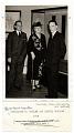View George Heard Hamilton, Katherine S. Dreier and Marcel Duchamp digital asset number 0