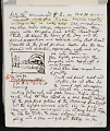 View Oscar Bluemner painting diary digital asset: page 3