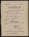 View Oscar Bluemner marriage certificate digital asset number 0