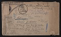 "View Envelope for Oscar Bluemner's art motif ""Patterson [i.e. Paterson] snow pictures"" digital asset number 0"