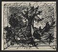View Study for <em>Tasso's oak</em> by Peter Blume digital asset number 0