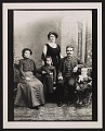 View Peter Blume (far right) and family digital asset number 0