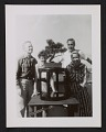 View Peter and Ebie Blume with Ned and Nancy Holsten in Japan digital asset number 0