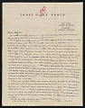 "View Peter Blume letter to Grace ""Ebie"" Blume digital asset number 0"