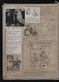 View Carl Oscar Borg scrapbooks, 1903-1955 digital asset number 0