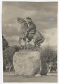 View Monument dedicated to Rough Rider Buckey O'Neill, by Solon Borglum in Prescott, Arizona digital asset number 0