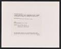 View Willem de Kooning's studio digital asset: verso