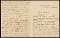 View Nancy Douglas Brush letter to William Robert Pearmain digital asset number 0