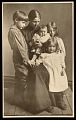 View Mary Taylor Brush with her children Gerome, Nancy, Tribbie, and Georgia digital asset number 0