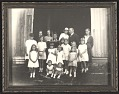 View Framed photograph of Brush family in Dublin, N.H. digital asset number 0