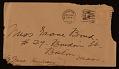 View Paul Bransom, Washington, D.C. letter to Grace Bransom, Boston, Mass. digital asset number 2