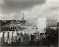 View UNESCO Headquarters in Paris. Marcel Breuer and Bernard Zehrfuss, Architects; Pier Luigi Nervi, Structural Engineer digital asset number 0